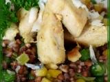 Kuřecí prsa s pohankovozeleninovou přílohou a Nivou recept ...