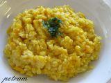 Dýňové rizoto s thajským nádechem recept