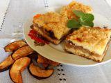 Linecký koláč s tvarohem a jablky recept