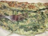 Jarní zeleninová omeleta recept