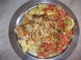 Pečený Pangasius s čerstvou salsou recept