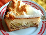 Rebarborový dort recept