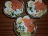 Norské vejce recept