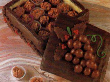Krabice na bonbony