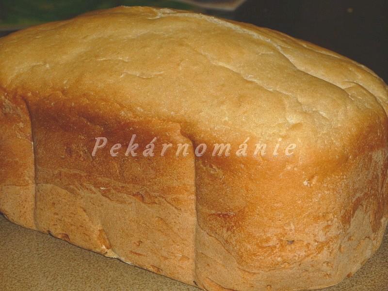 Toustový chleba z pekárny recept