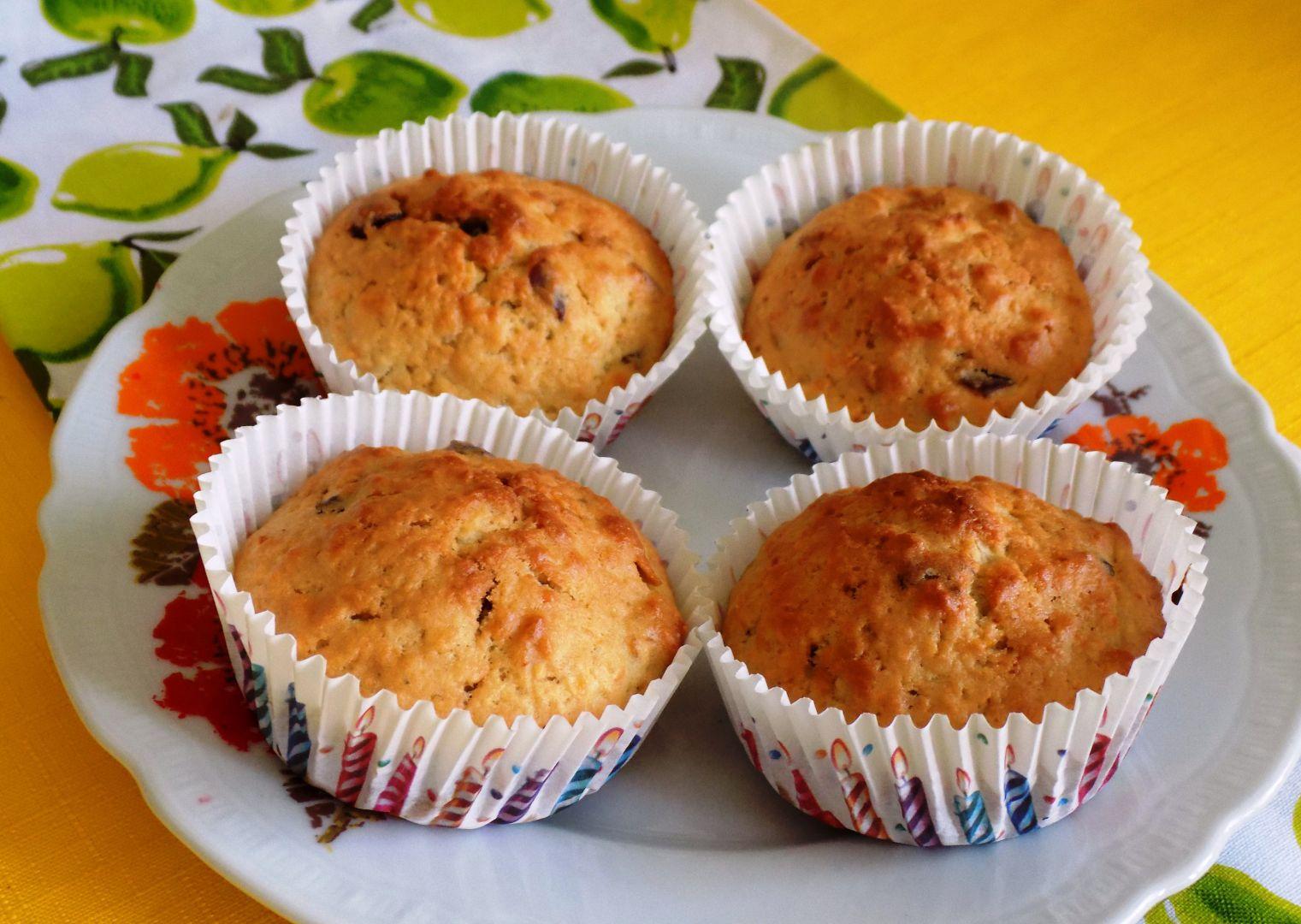 Jablkové muffiny recept