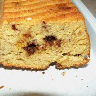 Banánový chlebíček s ořechy recept