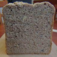 Pšenično-žitný chléb se semínky z domácí pekárny recept