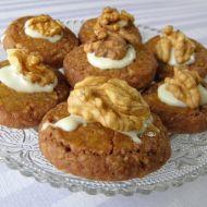 Vánoční cukroví z vlašských ořechů recept