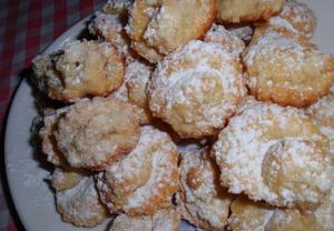Cukrové motánky  cukroví pro všední den