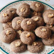 Čokoládové koláčky s nádivkou recept