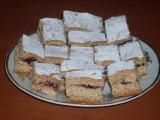 Medový perník s marmeládou recept