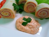 Pomazanka z pecene zeleniny recept
