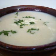 Chřestová krémová polévka recept