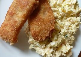 Smažený kapr s bramborovým salátem recept