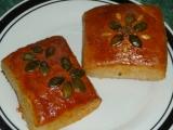 Chlebové čtverečky recept
