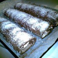 Kakaová roláda se šlehačkou recept