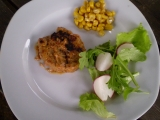 Sojové / seitan / ROBI steaky v hořčičné marinádě  vegan recept ...