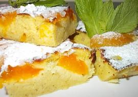 Meruňkovo  perníkový tvarožník recept
