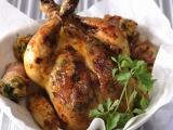 Pečené kuře s nádivkou recept