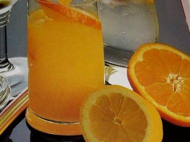 Džus z grepů nebo pomerančů