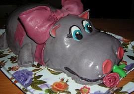 Hrošice  dort recept