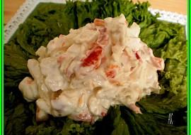 Salát z králíka  rybí recept