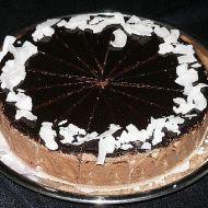 Kokosový dort recept
