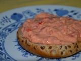Budapešťská pomazánka z pečených paprik recept
