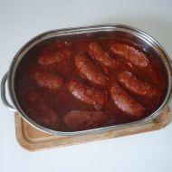 Ďábelské buřty s pivem a chilli recept