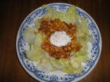 Mexický kuřecí salát recept