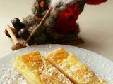Adventní závin s tvarohem a marcipánem recept