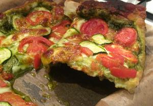 Středozemní pizza  koláč