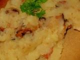Bramborová kaše se slaninou (moravská) recept
