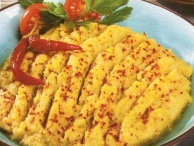 Tátův pikantní Hummus  bio