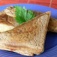 Toasty se sýrem recept