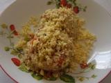Rychlé zeleninovo-masové rizoto recept