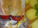 Papriky plněné masovou směsí recept