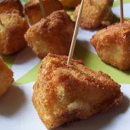 Sýrové chuťovky v těstíčku recept