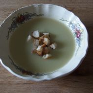 Jančina krémová cuketová polévka recept