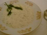 Kyšková polévka s koprem recept