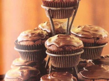 Čokoládovomátové mufiny