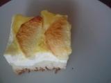 Kynutý tvarohový koláč s jablky recept