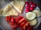Květákovo-rýžové placičky recept