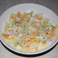 Těstoviny v omáčce z nivy recept