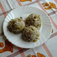 Jednoduché rizoto s vepřovým masem recept