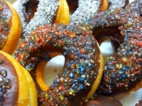 Donuts recept