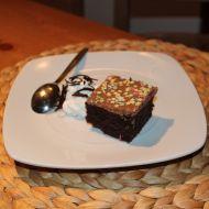 Perník s kinder čokoládou recept