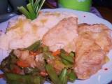 Rychlý oběd z vepřového masa recept