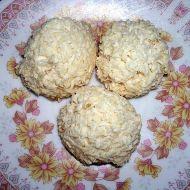 Jednoduché kokosky recept